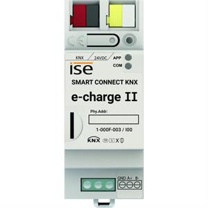 ise smart connect KNX e-charge II