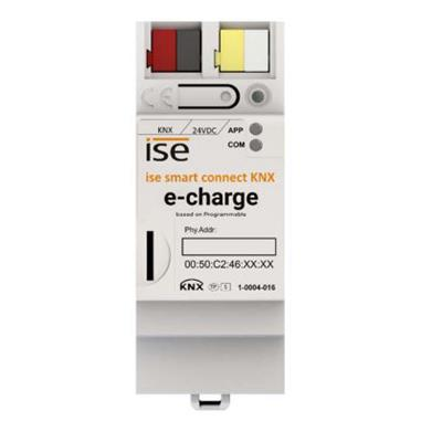 ise smart connect KNX e-charge