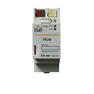 ise smart connect KNX Hue
