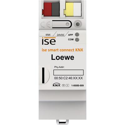 ise smart connect KNX LOEWE