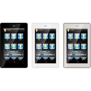 """KNX Touch Panel 5"""" silber"""
