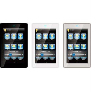 """KNX Touch Panel 5"""" weiss"""