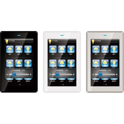 """KNX-Touch-Panel 5"""" weiss"""