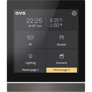 "KNX-Touch-Panel V40 4.2"" grau"