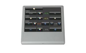 KNX Touchdisplay