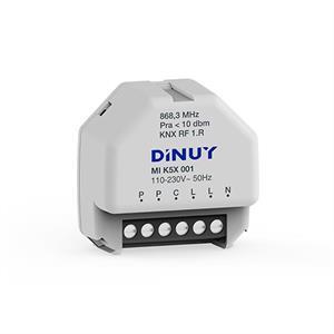 S-Mode Funk-UP-Schaltaktor 230V
