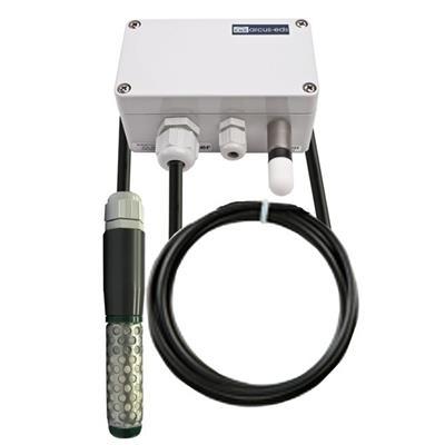 SK08-BFTLFT-AFF-WMT KNX-Sensor /-Regler