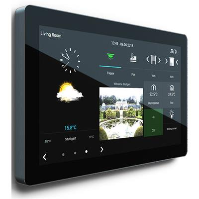 """TouchPad 7"""" silber"""