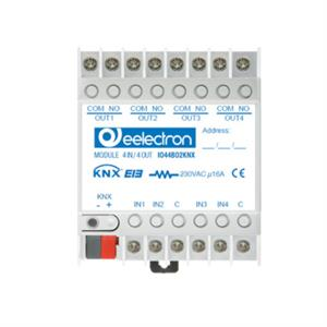 Actionneur universel 4in / 4out C-Load