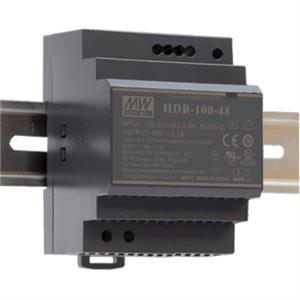 Bloc d'alimentation DIN rail 92W 15V/6.13A