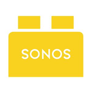Brickbox jaune: Sonos
