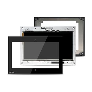 Controlmini kit d'échange: Busch Smart Touch-7 boîte encastrée