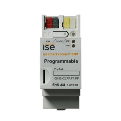 ise smart connect KNX programmable 2x RJ45