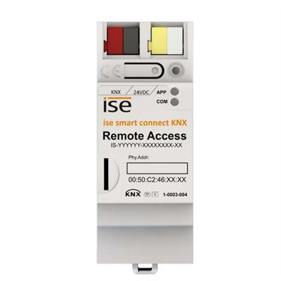 ise smart connect KNX Remote Access