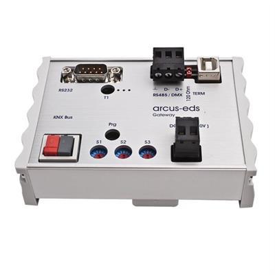 KNX-GW2-DMX module de fonction V2