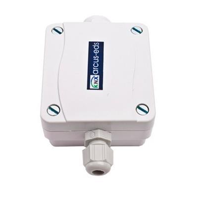 KNX-IMPZ1-SK01 1 canal S0 module de comptage, boîtier en plastique