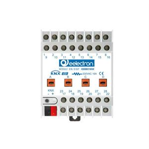 Attuatore universale 8in / 8out C-Load