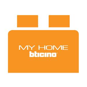 Brickbox arancione: MyHome