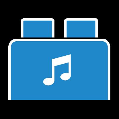 Brickbox blu audio/video