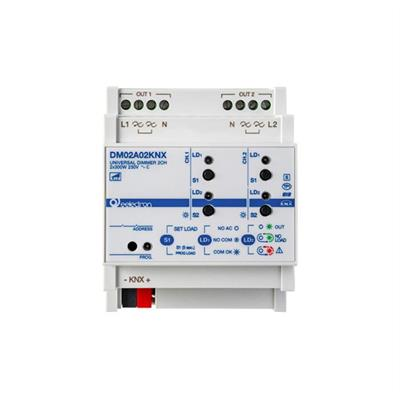 Dimmer a 2 canali 300W/canale