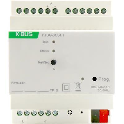 KNX/DALI Gateway 1 canale