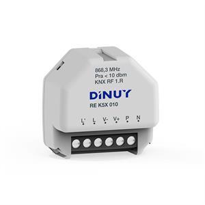 S-Modo attuatore dimmerabile da incasso radio 1-10V