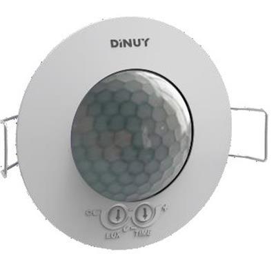S-Modo rilevatore di presenza radio a 360° da incasso