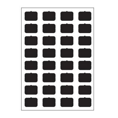Set Icone A nero neutro