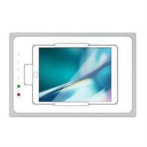 TouchDock 11 bianco